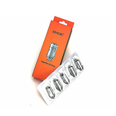 SMOK Vape Pen 22 Replacement Coils (0.25Ω), (0.3Ω) & X4 (0.4Ω) Pack of 5 & 10