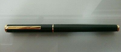 Pluma Estilografica Sheaffer Negro Mate Made In Usa