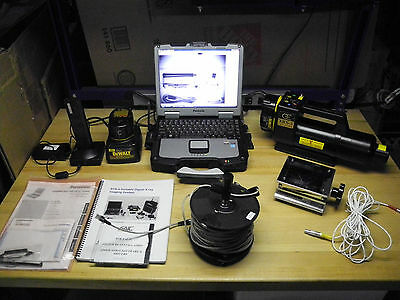 NDT SAIC RTR-4n Portable Digital X-Ray Golden  Engineering XRS-3 Source, Imager