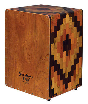 Gon Bops AACJSE Alex Acuna Special Edition Cajon with Bag - NEW!