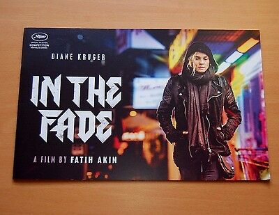 IN THE FADE Official Pressbook Cannes 2017 Fatih Akin Diane Kruger