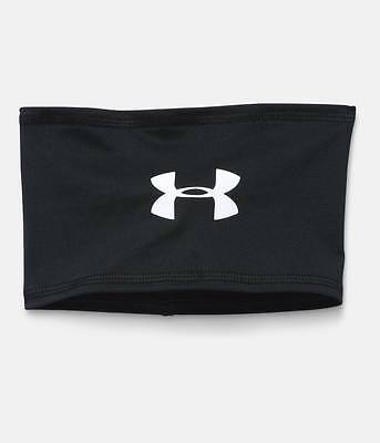Under Armour Men's UA Core Skull Wrap HeatGear Black Skull Cap Skully All Sports