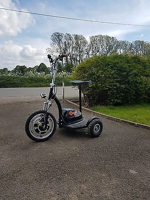 Electric Scooters 3 wheel E trike Adult Scooter Mobility