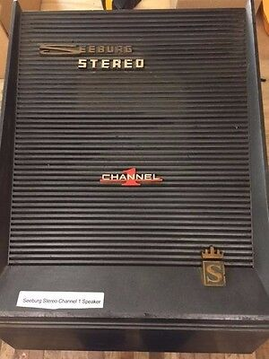 Seeburg 220/222 Jukebox Wall Speaker Channel 1
