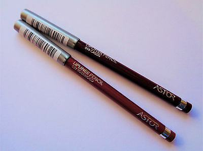 Astor Lip Liner Pencil Choose Shade