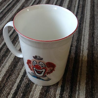 Roy Kirkham Exclusive Fine Bone China Mug Big Top Clown