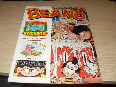 The Beano Comic Issue 3000 January 15Th 2000 + Stickers
