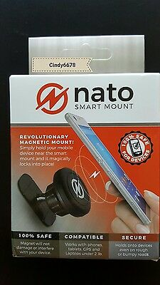 NATO Smart Mount Magnetic Mount Smartphone, Tablets And Devices NIB