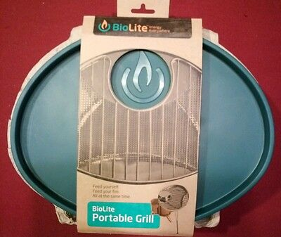 BioLite CampStove Portable Grill Outdoor Compact Attachment New Camp Stove