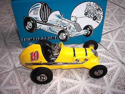 Td Tether Car By Nylint Nib Yellow