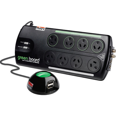 THOR THORB12R Green Board Surge Protector