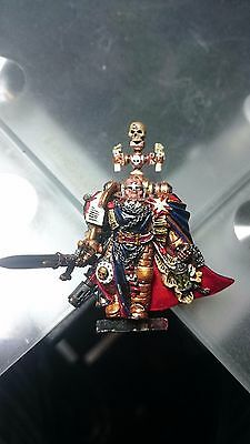 Warhammer 40k High Marshall Helbrecht Metal well painted