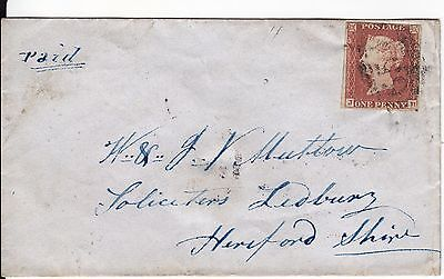 Great Britain SG8 on cover