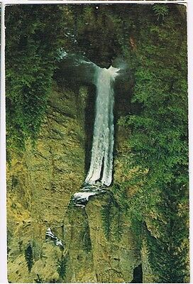 Tower Falls - Yellowstone Nat'l Park Wyoming  - Postcard  Pmk 1955
