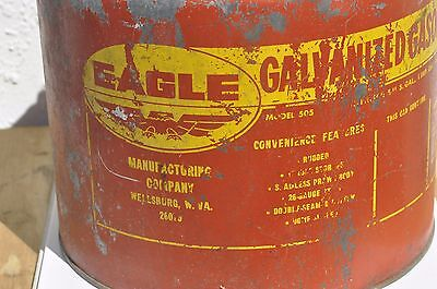 Model 505 5 Gal. Eagle Gas Can