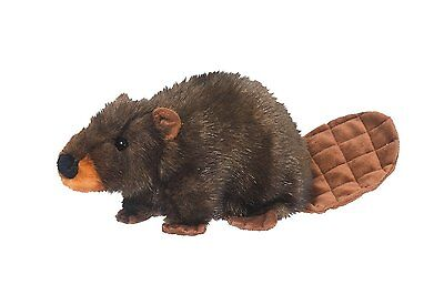 """Douglas Cuddle Toy 11"""" Brown Chops Beaver New Without Tag"""