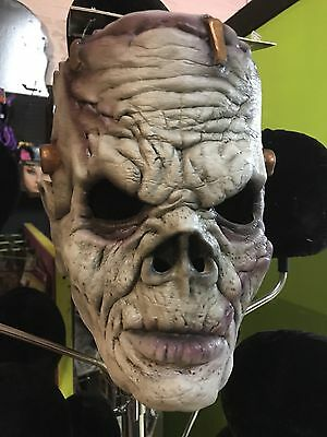 Frank'n Monster Haunted Attraction Frankenstein Halloween Adult Mask Zombie