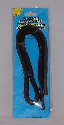 "Greenbrier International 20.5"" Floatable Sunglass Cord - New - Black"
