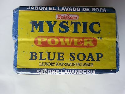 Blue Cake Soap hand washing laundry whites clothes 6 Bars