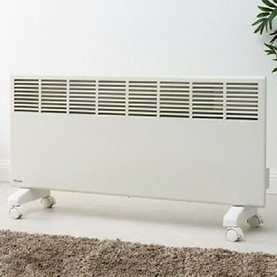 Rinnai Large Electric Space Panel Heater 2200W