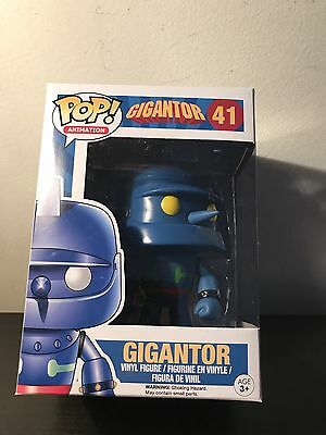 Funko Pop Gigantor #41 Animation VAULTED