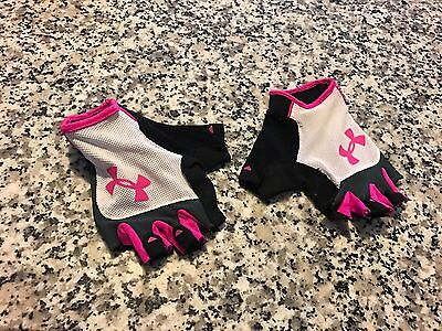 Ladies workout Training Gloves- Under Armour