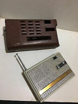 Vintage Benkson Radio  Am(Mw)- Lw Bands From The 1960S+Case