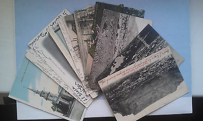 The Best lot of vintage post cards of South Africa(RSA)11 pieces.original