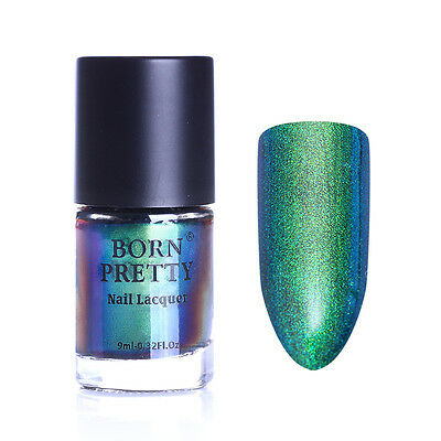 Starry Sky Chameleon Nail Art Polish Varnish Princess Aurora 9ml BORN PRETTY