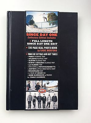 Real Skateboards Since Day One Collectors Edition DVD Booklet