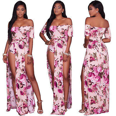 Women Clubwear V Neck Playsuit Bodycon Dress Party Jumpsuit&Romper Trousers
