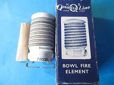 BOWL FIRE ELEMENT 750Watt  230V-250V. N.O.S.I.B.