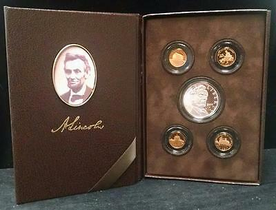 2009 United States Mint Lincoln Coin & Chronicles Set  (88* 11128)