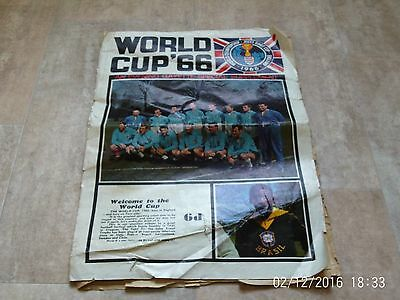 World Cup 1966 Supplement.