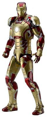 Iron Man 3 Man Mark XLII 1:4 Action Figur gold LED XXL NECA 47cm