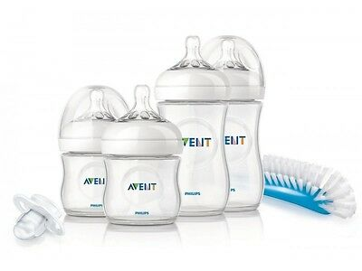 Philips Avent Natural NB Starter Set