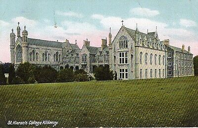 St. Kieran's College Kilkenny Ireland Irish Postcard Posted - Sept-1911