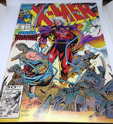 C82 X-MEN Volume 1 (Issue:2) Nov 1991 Marvel Comics