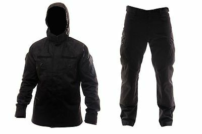 """Suit tactical military """"Armada"""" Black Army special forces uniform"""
