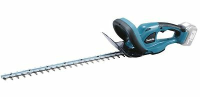 Makita 18V 52cm Cordless LXT Lithium-Ion Hedge Trimmer, Garden Bush Shear Blade
