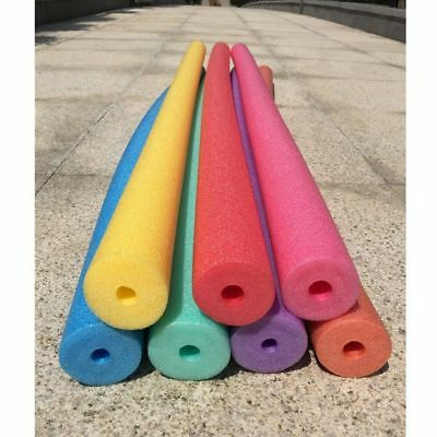 Swimming Pool Noodle Safety Floating Aid Woggle Fun Noodle Rod Therapy Fishing
