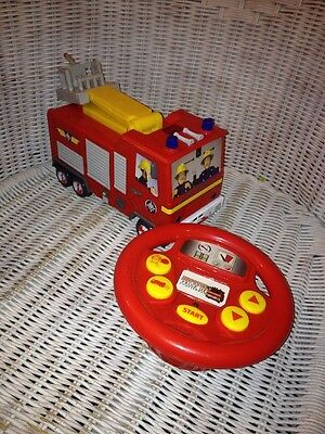 Fireman Sam Drive And Steer Toy