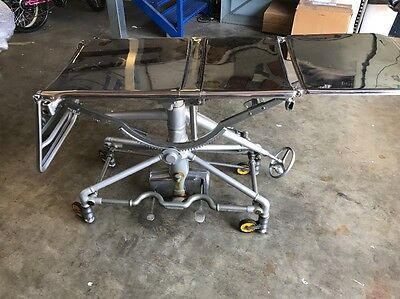 Antique Operating Table Down Bros