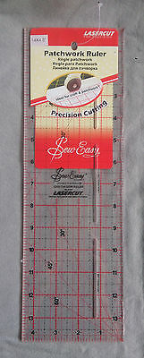 Sew Easy Patchwork Ruler - rectangle 14 x 4.5 in