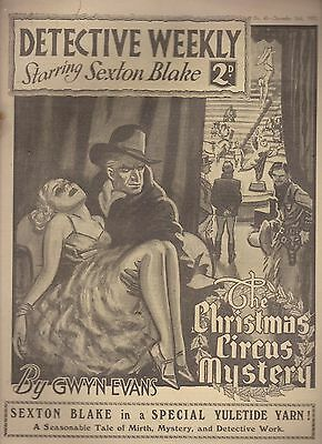 Detective Weekly No.43 December 16th 1933