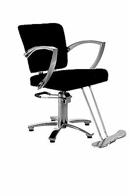 Koza Cutting Chair Black 8802 Hydraulic Lift Australian Stock
