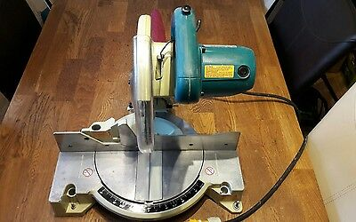 Quality Makita Ls1040 Compound Mitre Saw 110V..wood Timber Shed Workshop Site