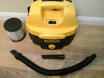 Quality Dewalt Dc500 Wet And Dry Vacuum Cleaner 230V And 18V...drill Saw.plane