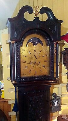antique grandfather clock • £1,695.00