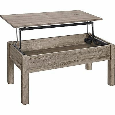 Dorel Home Alex Lift-Top Coffee Table